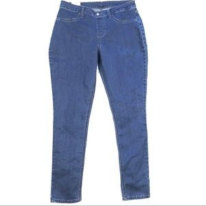 Riders Lee Small Stretchy Pull On Jeggings Jeans